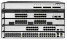 Cisco Catalyst 3750 Series Switches for 10/100 and 10/100/1000 Access and Aggregation