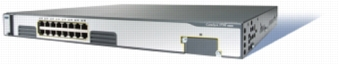Cisco Catalyst 3750G-16TD Switch