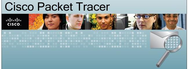 دانلود سیسکو Packet Tracer